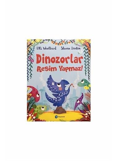 Morhipo kitap Dinozorlar Resim Yapmaz Pearson Yayınları Renkli